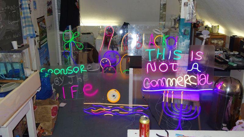 DIY LED-NEON Signs - SGMK-SSAM-WIKI